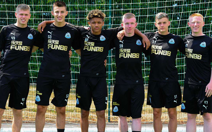 Magpies Give Pro Deals To Six Academy Graduates