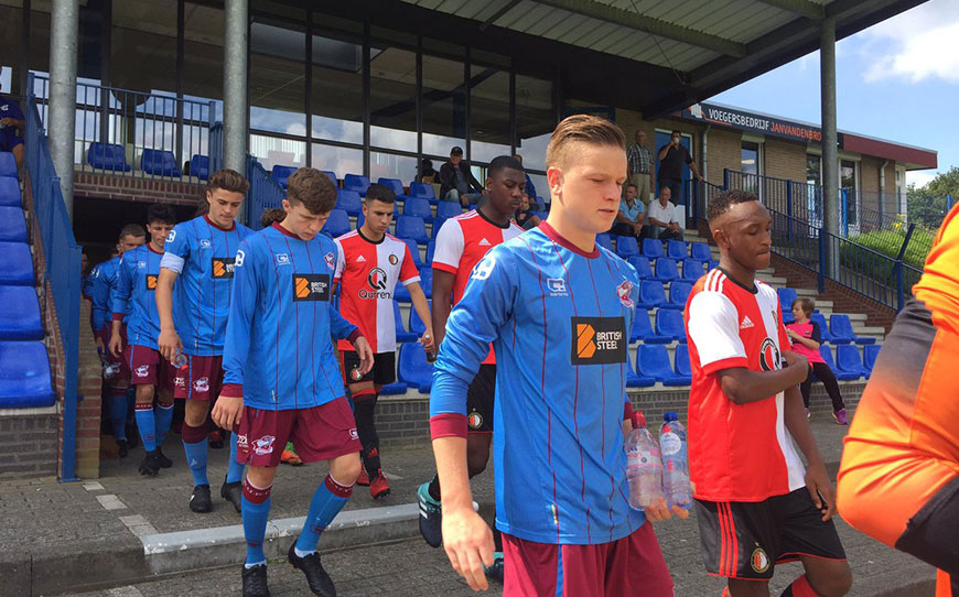 Eight Clubs Ready For Dutch Trip
