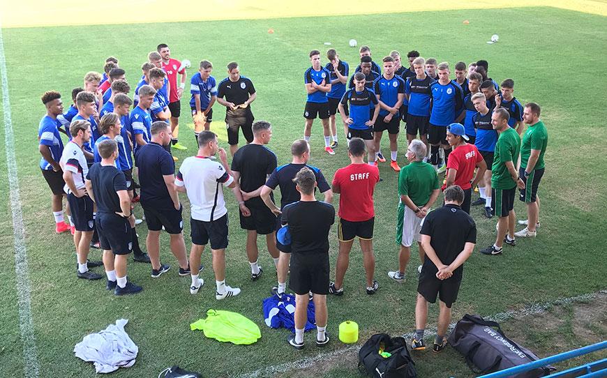 EFL Clubs To Hone Skills In Spain