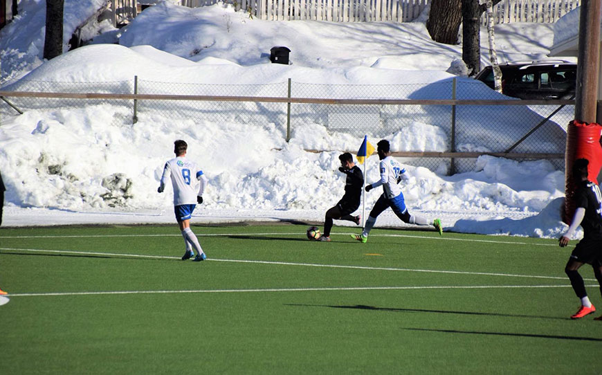 Released Apprentices Try Their Luck In Sweden