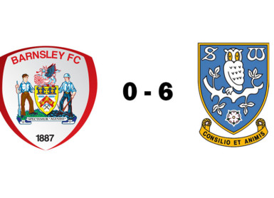 Barnsley U18s 0 - 6 Sheffield Wednesday U18s