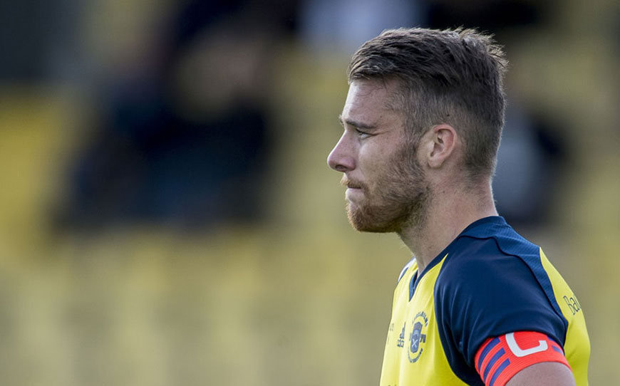 Jones Uses Football Career To Travel The World