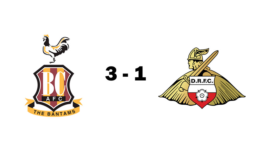 Bradford City U18s 3 - 1 Doncaster Rovers U18s