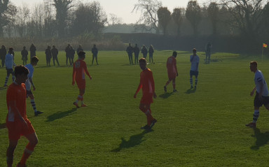 Blackpool U18s 3 - 2 Preston North End U18s