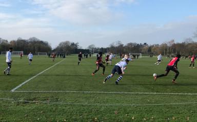 Preston North End U18s 3 - 0 Morecambe U18s