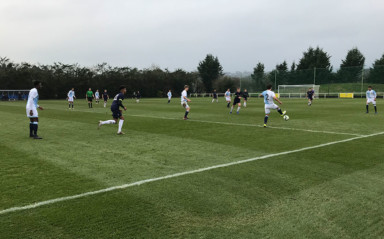 Blackburn Rovers U18s 1 - 3 Derby County U18s