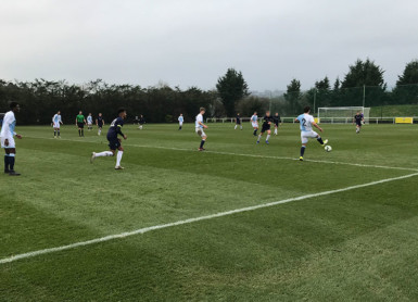 Blackburn Rovers U18s 1 - 3 Derby County U18s