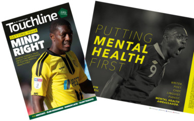 Touchline Issue 37 - Out Now
