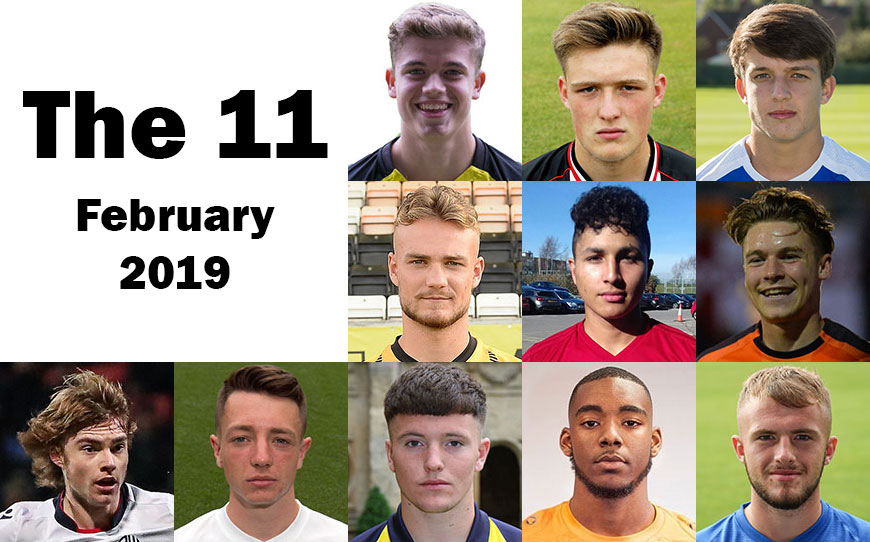 The 11 - February 2019
