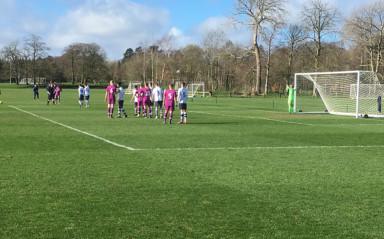Preston North End U18s 1 - 1 Carlisle United U18s