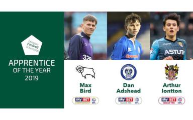 LFE Apprentice Of The Year 2019 Winners