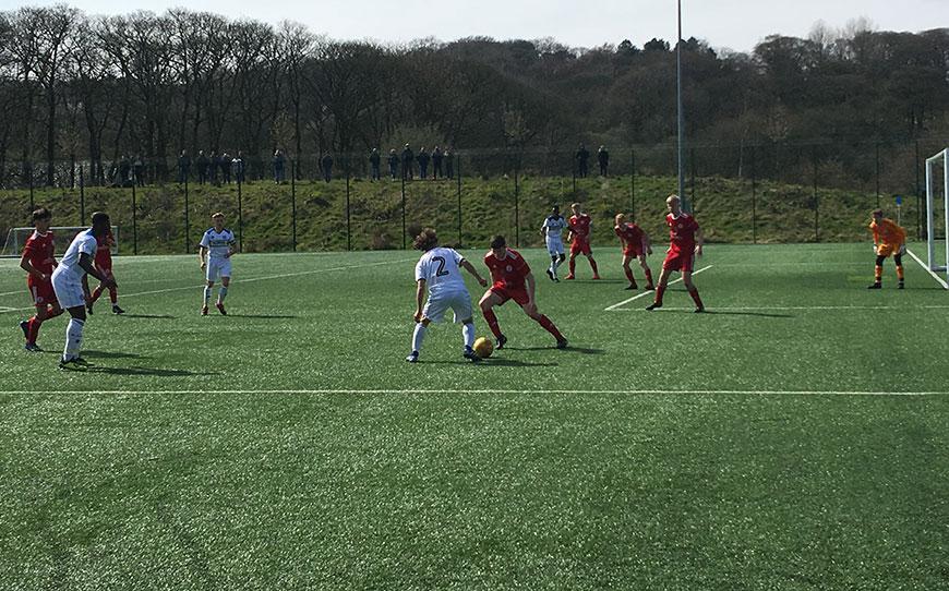 Accrington Stanley U18s 3 - 5 Rochdale U18s