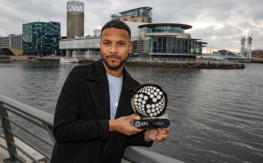 Thompson Wins Sir Tom Finney Award