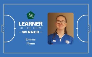 LFE Learner of the Term Winner: January - April 2019