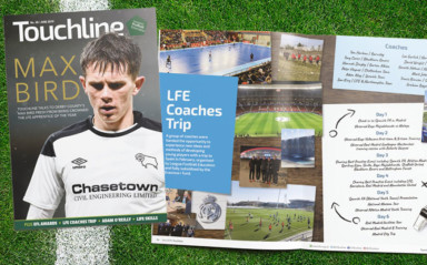 Touchline Issue 38 - Out Now