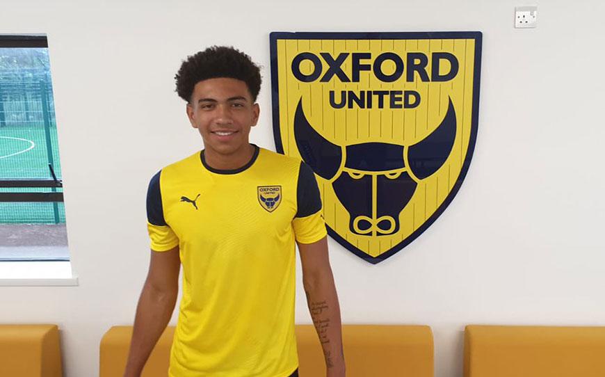 Jones Becomes A Pro At Oxford