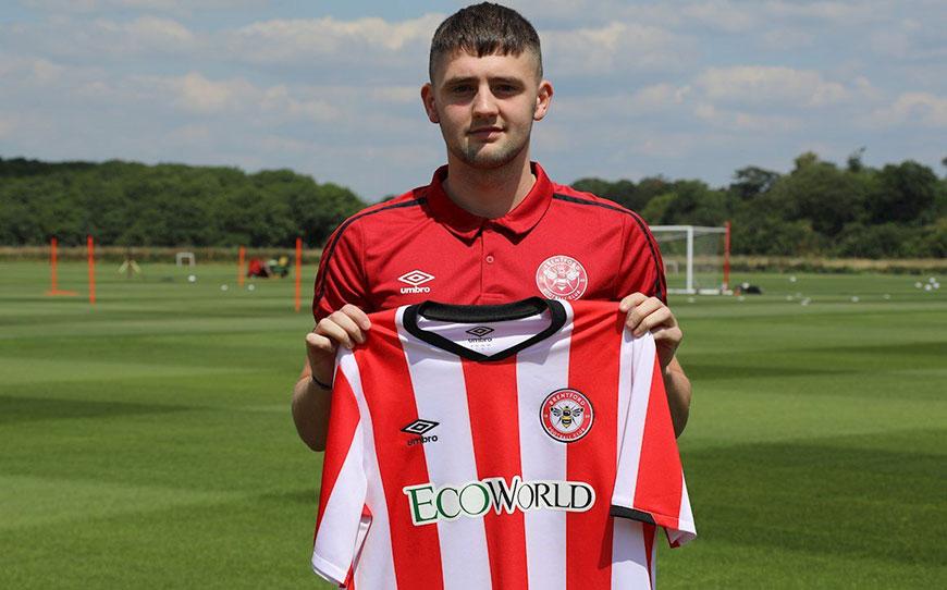 Shakers Starlet Adams Signs For Brentford