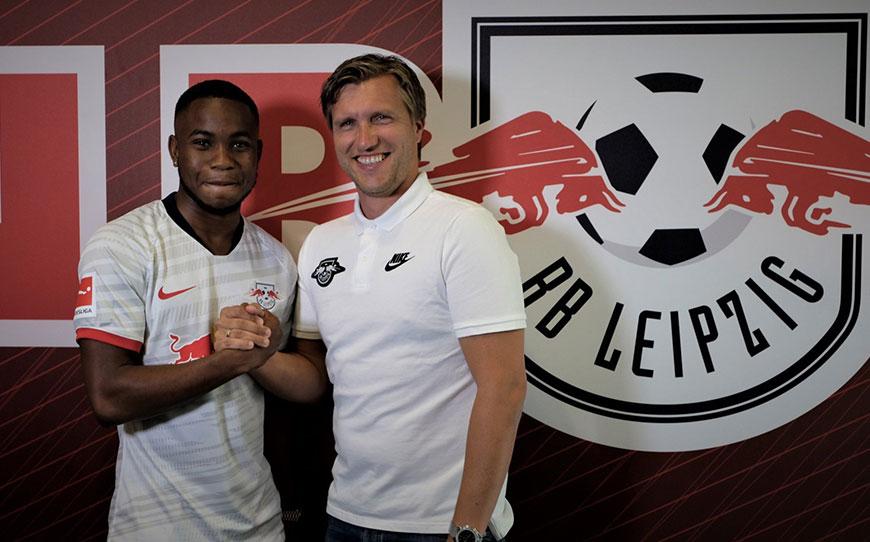 Lookman Bags Permanent Move To The Bundesliga