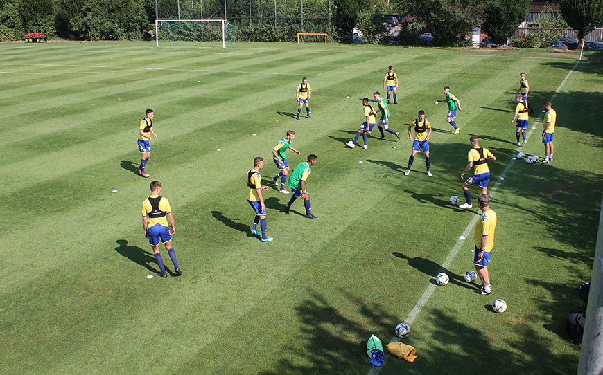 Dutch Trip Awaits For Eight EFL Clubs