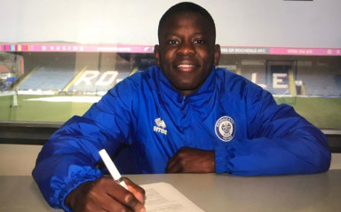 Baah Agrees Pro Terms At Dale