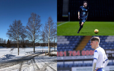 Hatton Enjoys Brief Stint In Sweden