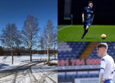 Hatton Enjoys Brief Stint In Sweden