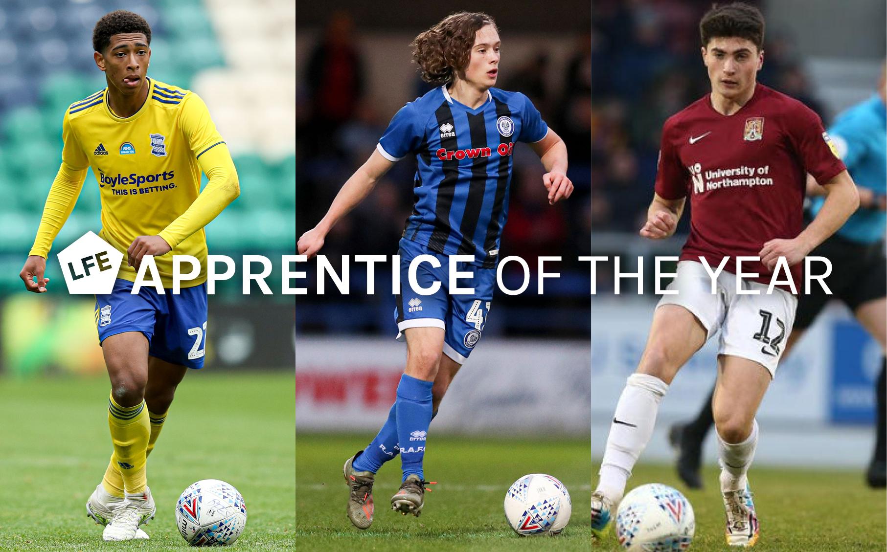 LFE Apprentice of the Year 2020 winners