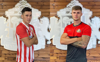 Black Cats Snap Up Hartlepool Duo