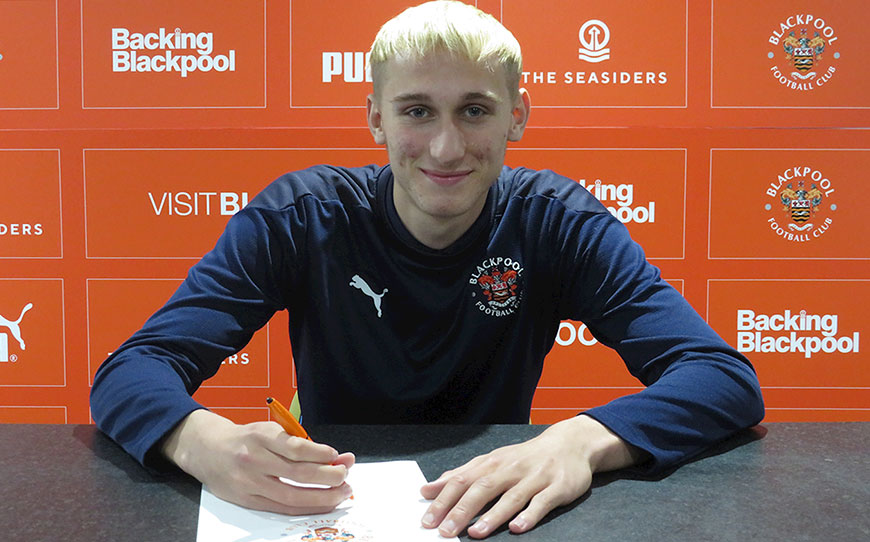 Blackpool Secure Pro Terms With Bange