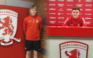 Boro Duo Agree First Pro Deals