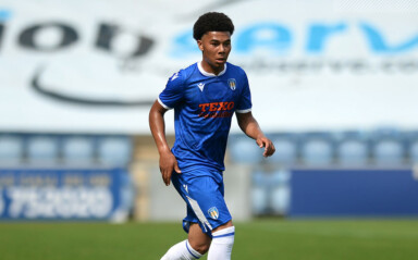 Colchester Teen Turns Professional