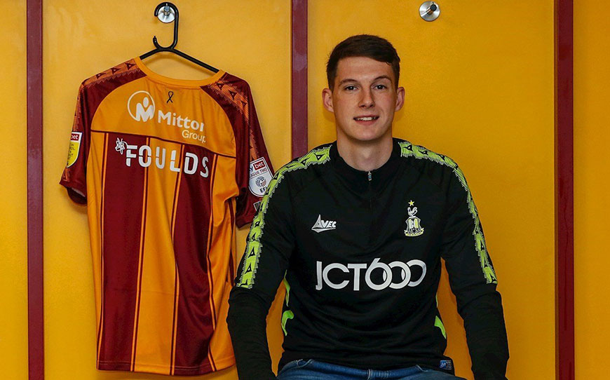 Bantams Recruit Foulds After Spell In Italy