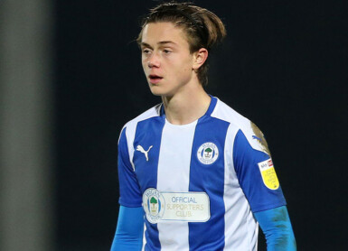 Latics Give Pro Deal To Aasgaard