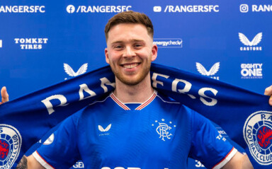 Gers Recruit Simpson For Scottish Title Charge