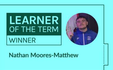 LFE Learner of the Term Winner | September - December 2020