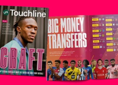 Touchline Issue 41 - Out Now