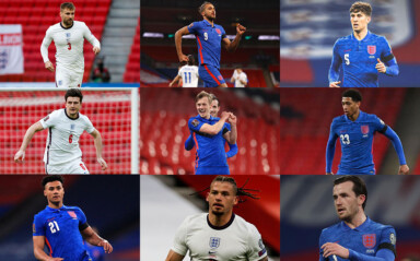 Former LFE Apprentices Star On England International Duty