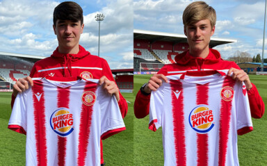 Stevenage Pair Pen Pro Contracts