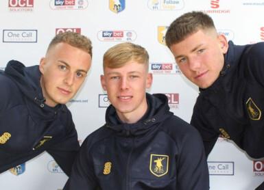 Stags Apprentice Trio Turn Pro
