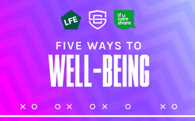 Five Ways To Well-being | Mental Health Awareness Week