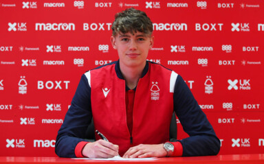 Forest First-year Apprentice Clarridge Signs Professional Deal