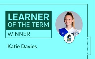 LFE Learner of the Term Winner | January - April 2021