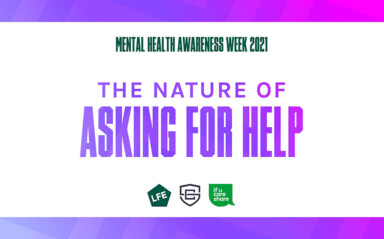 The Nature of Asking for Help | Mental Health Awareness Week