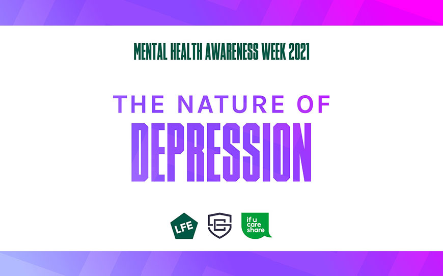The Nature of Depression | Mental Health Awareness Week
