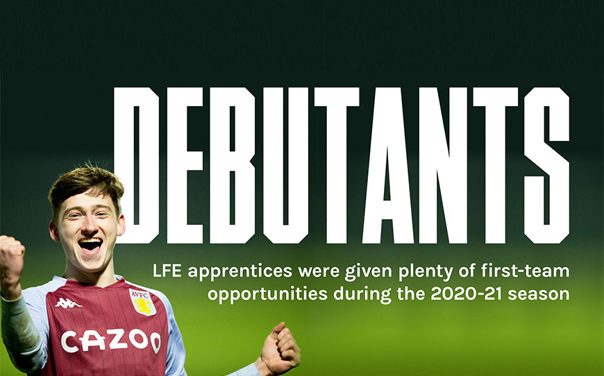 LFE Apprentice Debutants 2020/21