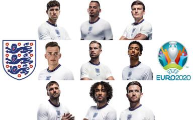 Nine Former LFE Apprentices Named In England's Euro 2020 Squad