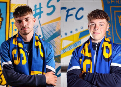 Bloxham & Caton Pen Pro Contracts With Shrews