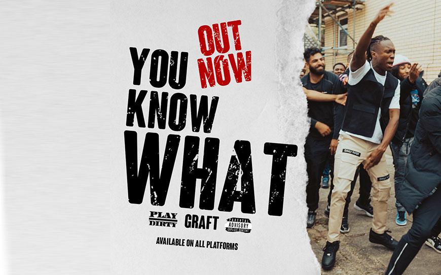 Ex-Apprentice 'Graft' Releases New Single