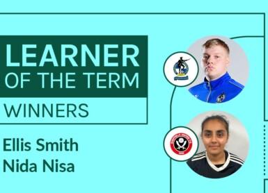 LFE Learner of the Term Winners | April – July 2021