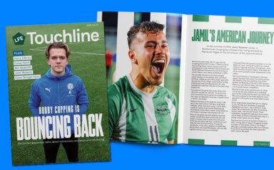 Touchline Issue 42 - Out Now